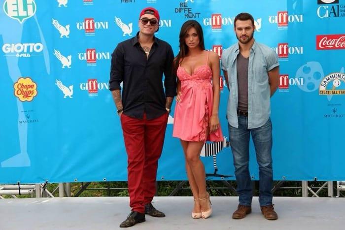Lorella Boccia al Giffoni Film Festival | © Facebook