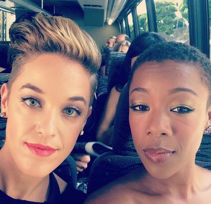 Lauren Morelli e Samira Wiley   Instagram
