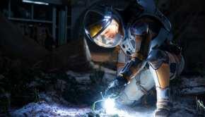 The Martian - Matt Damon