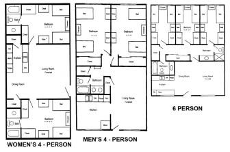 Floor plans cinnamon tree