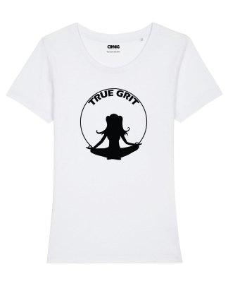100% Organic T-shirt True Grit