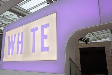 White Cinéma Docks Bruxsel