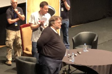 Master Class de Guillermo del Toro