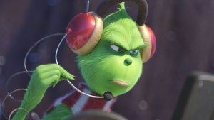 The Grinch - Le Grinch