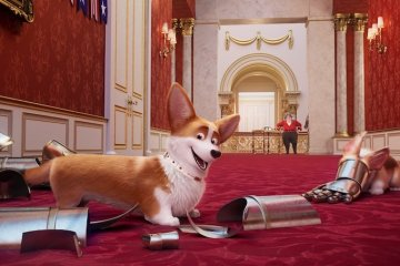The Queen's Corgi - Royal Corgi