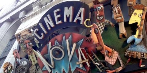 cinema nova bruxelles