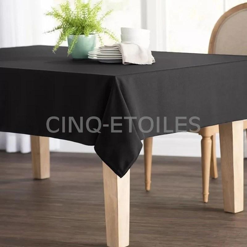 nappe carree 90x90 noire nappe de table 90x90 noire nappe de table pour restaurant tissu 100 polye