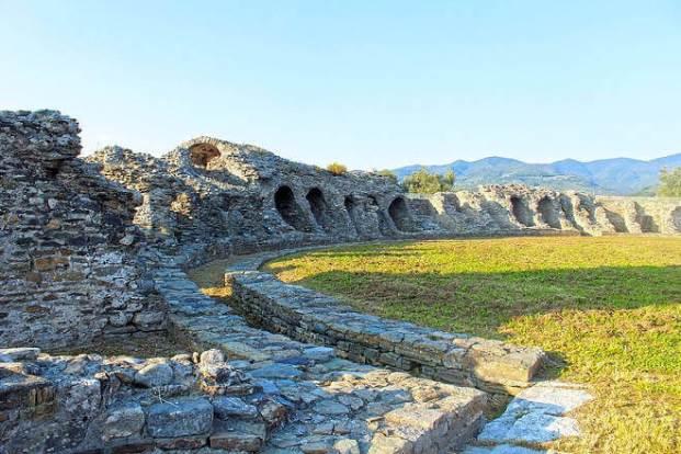Site Archeologique Luni