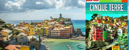 Guide voyage petit fute Cinque Terre
