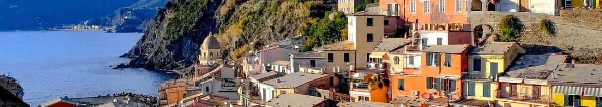 Location de voiture dans les Cinque Terre
