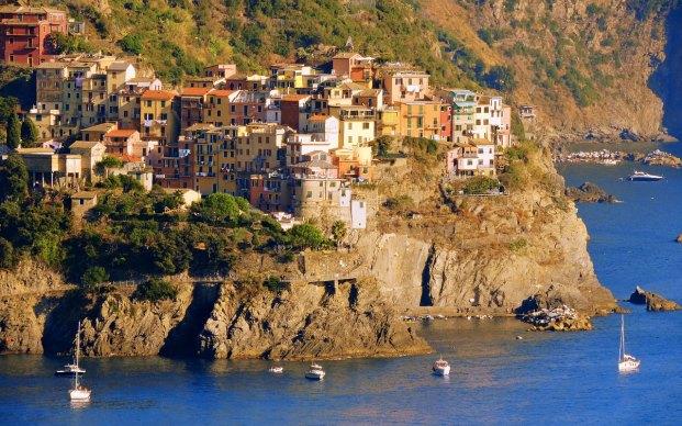 Corniglia village des Cinque Terre