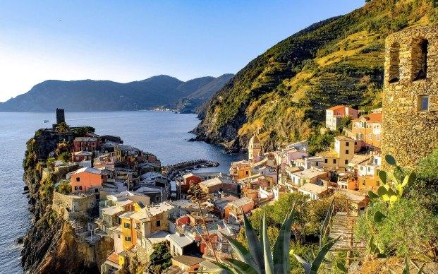 Vernazza village des Cinque Terre