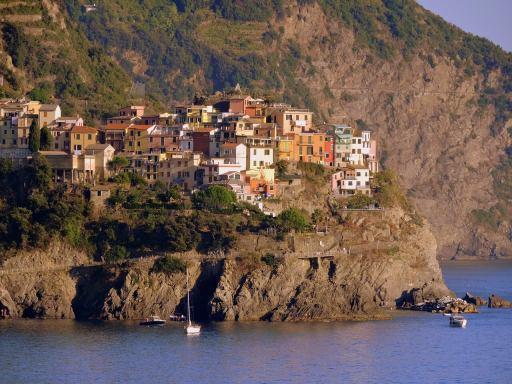Village de Corniglia