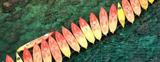 Kayak Location Cinque Terre