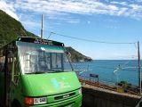 se déplacer en bus dans les Cinque Terre