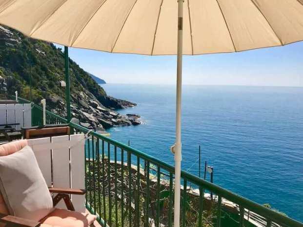 Airbnb Vernazza