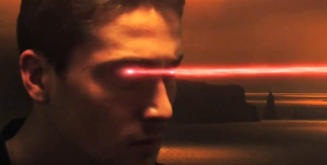 vision-laser