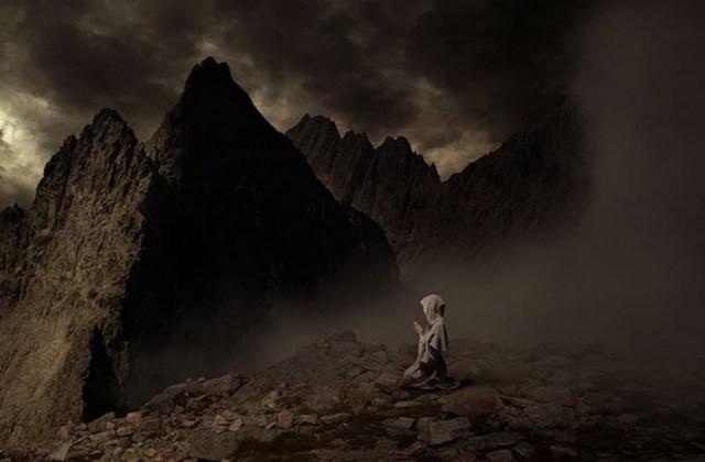 Introspection, méditation avec Pluton en Capricorne