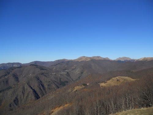 San Pellegrino in Alpe: appennino