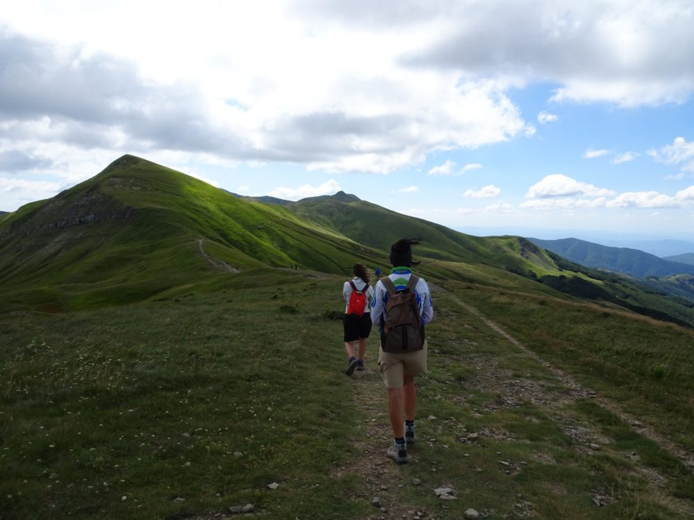Racconti su due piedi - Il giusto tempo: la Croce Arcana, il Crinale e il Lago Scaffaiolo