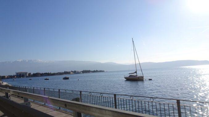 la Randonnee del Lago di Garda