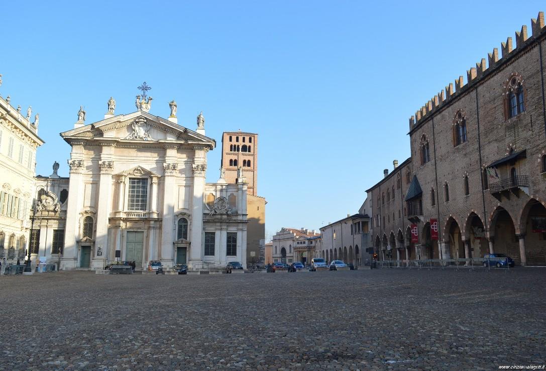Mantova e sabbioneta esperienziando vitae for Piazza sordello