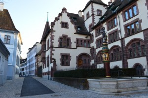 Basilea, centro storico