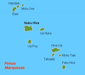 Isole Marchesi, Polinesia francese