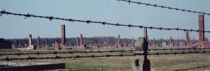 Auschwitz, le rovine dei campi di concentramento