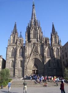Barcellona, la Cattedrale