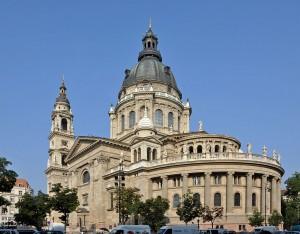 Budapest, la Basilica di Santo Stefano