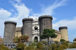 Napoli, Castel Nuovo o Maschio Angioino