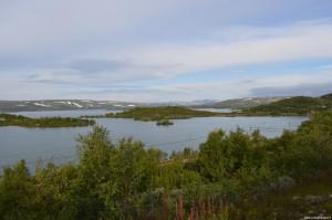Norvegia, Lago Tyrifjord