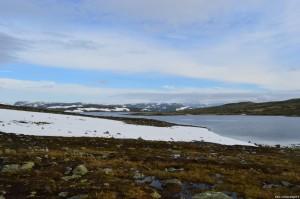 Norvegia, altopiano Hardanger