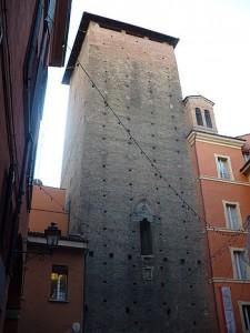 Bologna, Torre dei Galluzzi