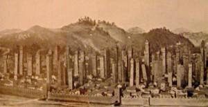 La Bologna turrita del Medioevo