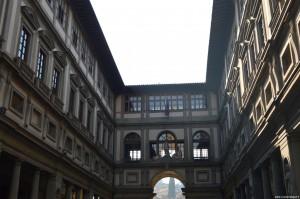 Firenze, Galleria degli Uffizi
