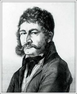 Bernardino Drovetti, esploratore e collezionista di antichità egizie