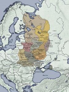 Il territorio dell'antica Rus'