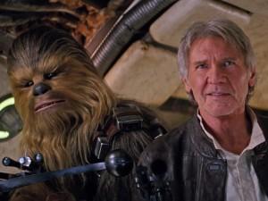 Star Wars il risveglio della forza, han solo
