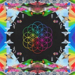 A head full of dreams, Coldplay, copertina CD