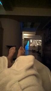 New Suadis Verona, zona relax