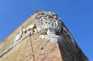 Fano, mura cittadine malatestiane