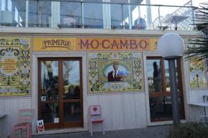 Fano, ristorante Bigio al Mocambo