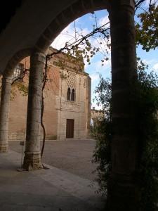 Il monastero-castelli di Las Claras (Tordesillas), progione di Giovanna