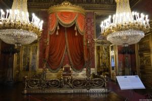 Palazzo Reale Torino, Sala del trono