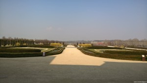 Reggia Venaria Reale, i Giardini