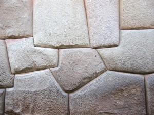 Tipologia di costruzione muraria inca a Cuzco