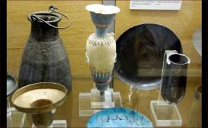 Tomba di Kha, oggetti ritrovati, Museo Egizio di Torino