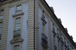 Torino, Palazzo col Piercing